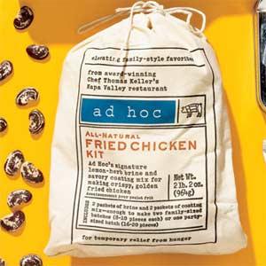 fried chicken kit