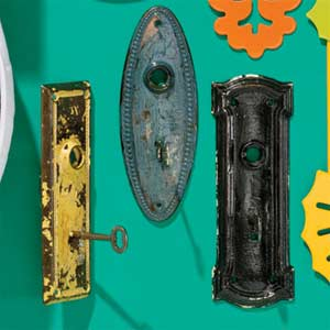 Old Door Locks