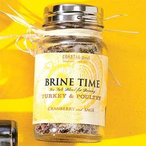 Brine Time