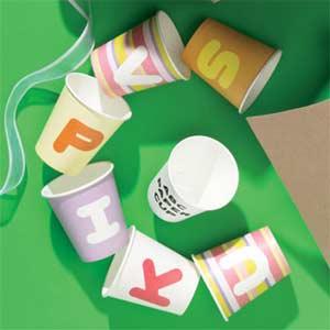 Faves Little Ones Alphabet Cups