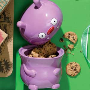 Faves Little Ones Cat Cookie Jar