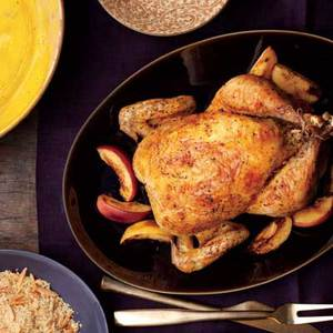 Almond-Stuffed Chicken