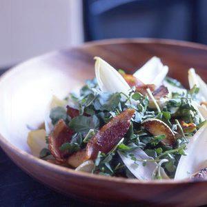 Apple and Watercress Salad
