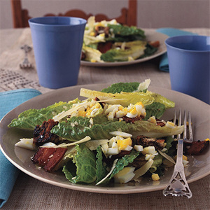 Bacon and Egg Caesar