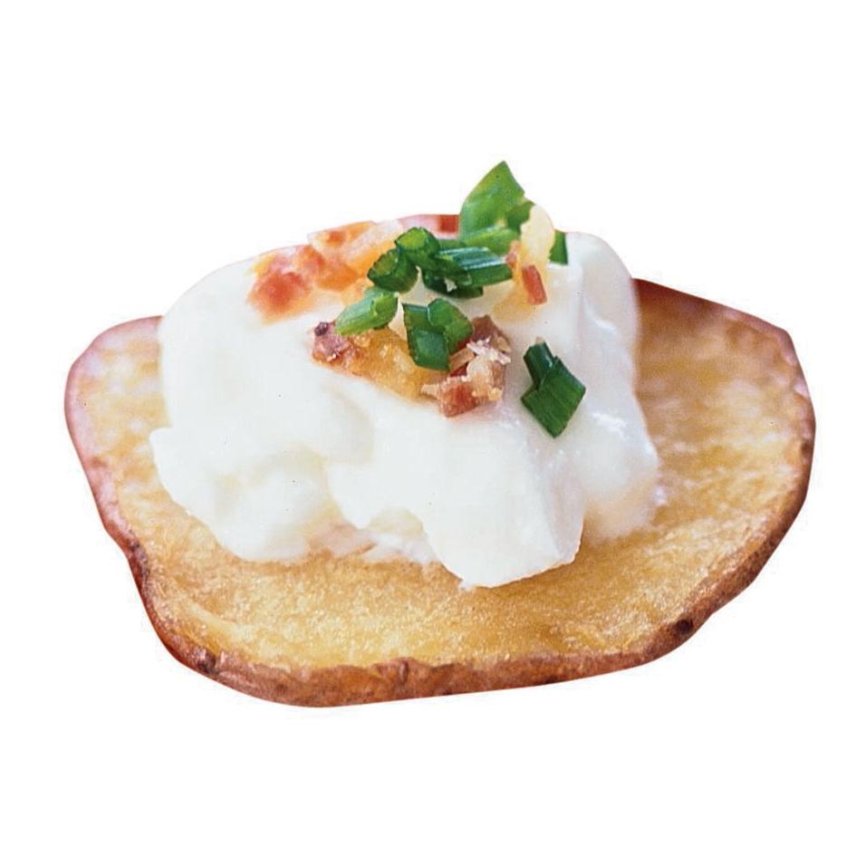 Baked Potato Bites
