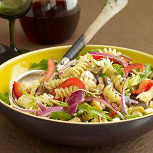 Balsamic Garden Pasta Salad