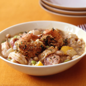 Bayou Shrimp Stew