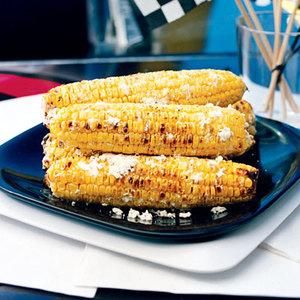 Black-and-White Corn