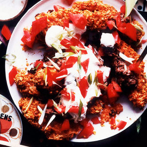 Black Bean-and-Cheese Chicken Fingers