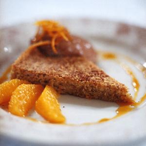 Brown Butter-Hazelnut Cake