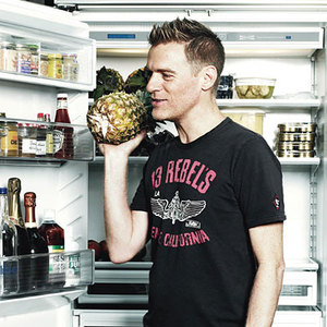 Bryan Adams' Pineapple-Ginger Juice