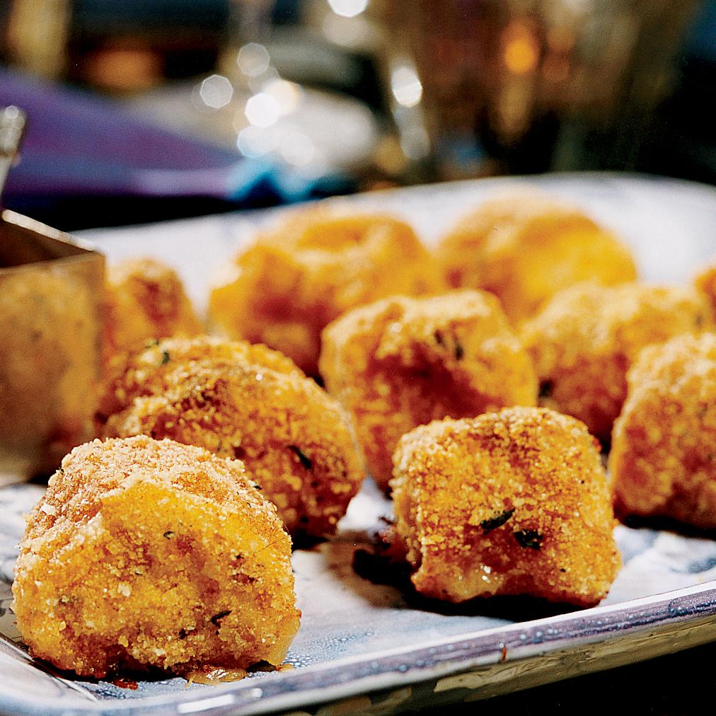 Chicken Cordon Bleu Nuggets