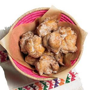 Cinnamon-Sugar Bunuelos