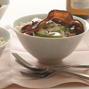 Cobb-Style Rice Bowl