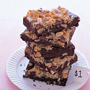 Coco Loco Brownies