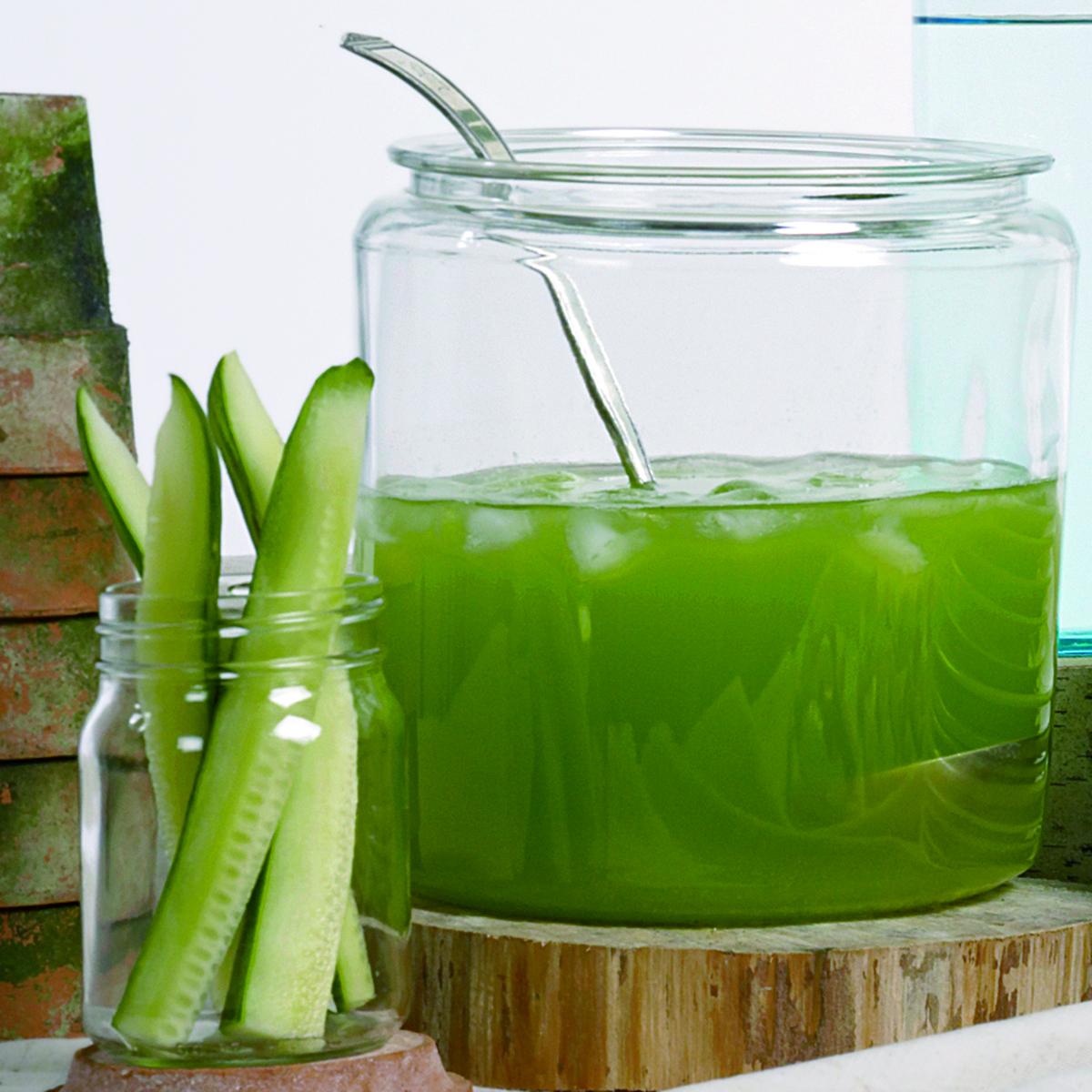 cucumber melon cooler
