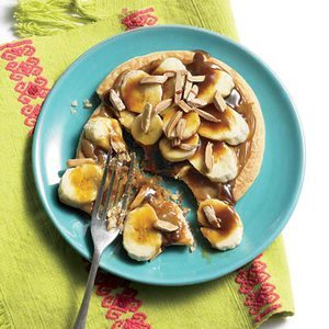 Dulce de Leche Banana Tart