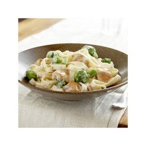 Easy Chicken & Broccoli Alfredo