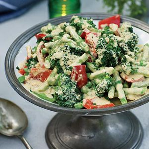 Farm-Stand-Vegetable Green Curry