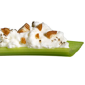 Fiery Cottage-Cheese Boats