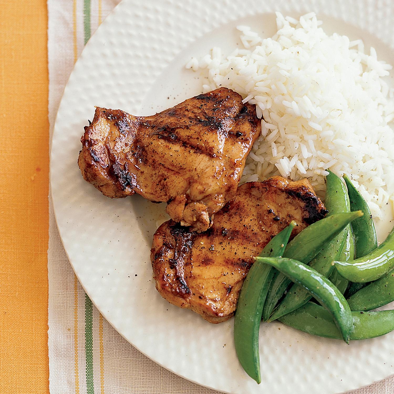 Five-Spice Coconut Chicken