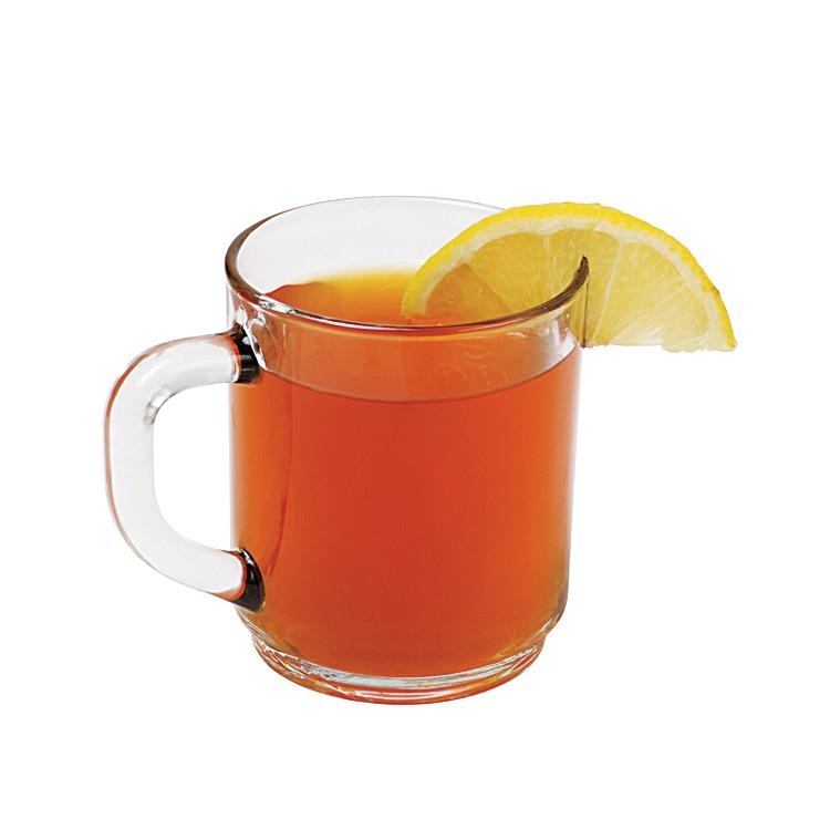 Fran Drescher's Green Tea Hot Toddy