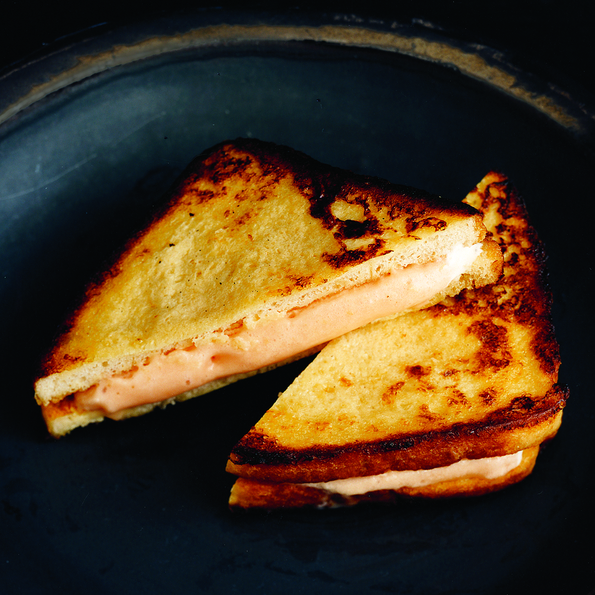 french toast ice cream sandwiches