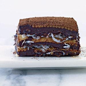 Grand Marnier Layer Cake