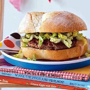 Humungo Hamburger