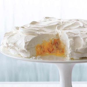 Marshmallow Meringue Surprise