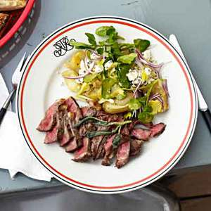 Meat-and-Potatoes Salad