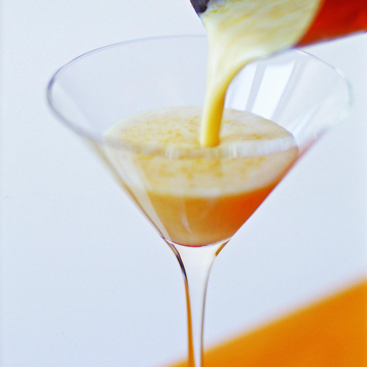Orange Jewel Martini
