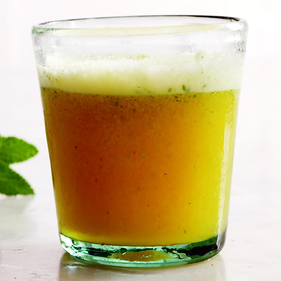 Passion Fruit Fizz Sour