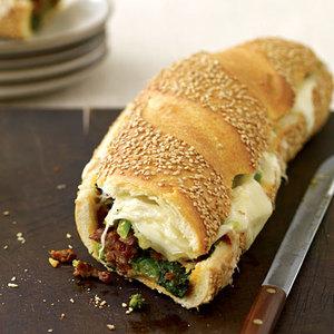 Pat's Stromboli Bread