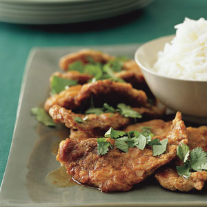 Peking Pork with Sweet-and-Sour Sauce