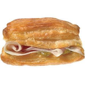 Pesto-Prosciutto Sandwiches