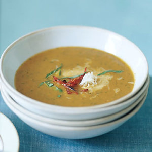 Roasted Tomato and Sherry Soup