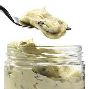 Seared Scallion Mayonnaise