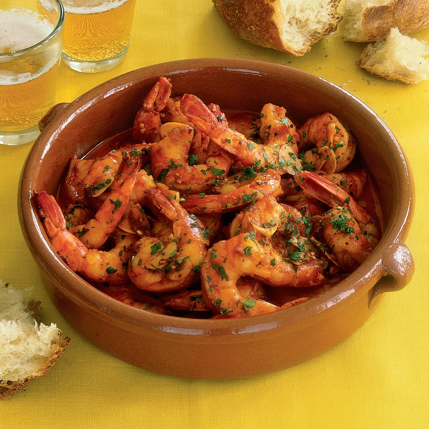 shrimp pil pil