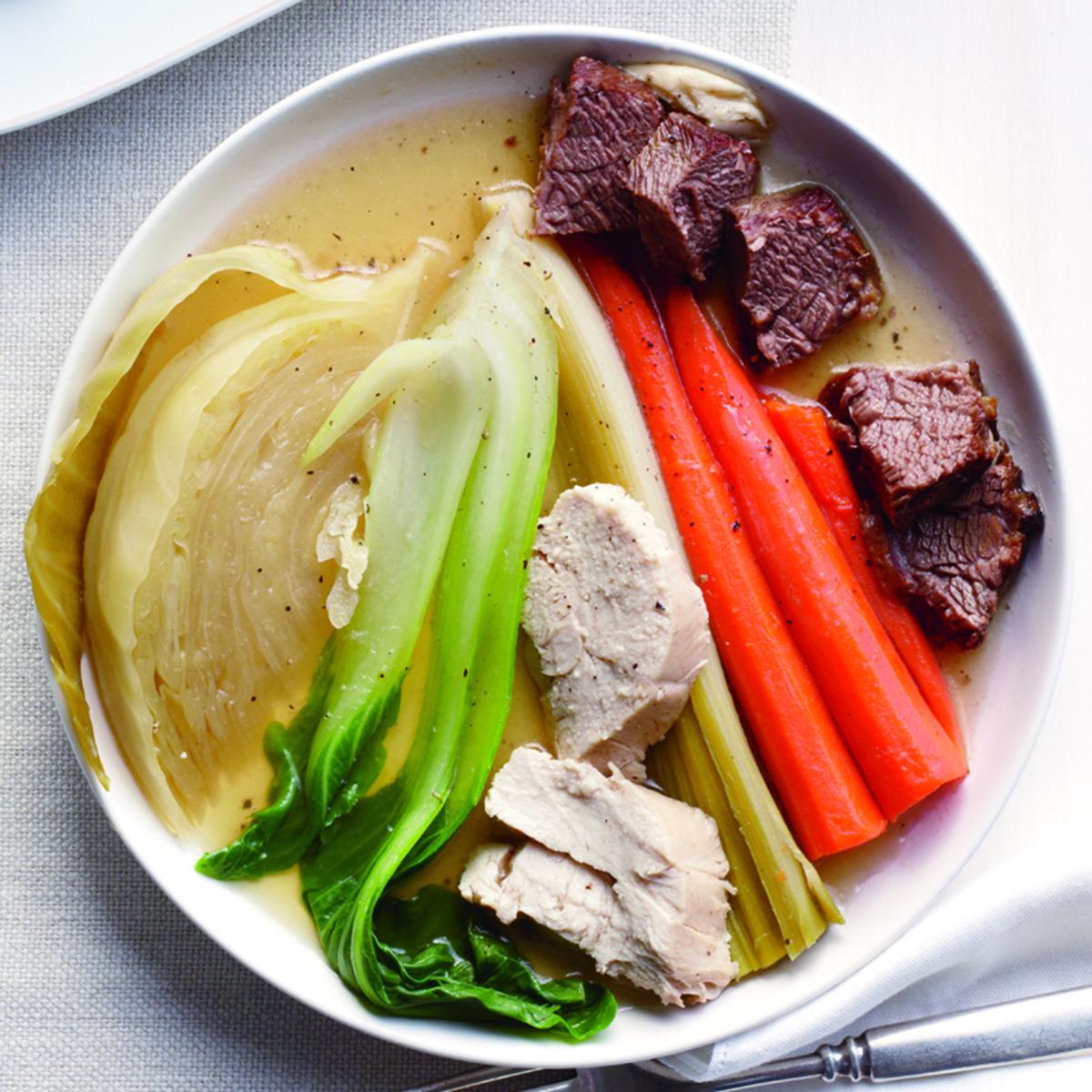 Souper Boiled Dinner