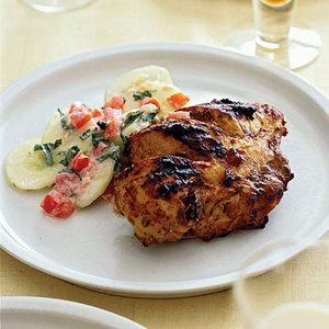 Spiced Grilled Chicken