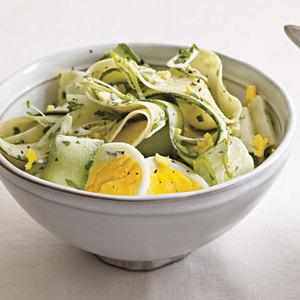 Spring Egg Pasta