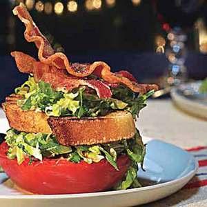 Stacked BLT Salad