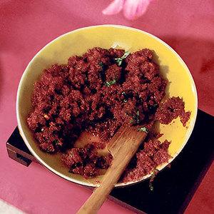 Sun-Dried-Tomato Pesto