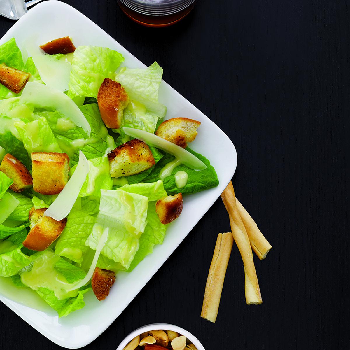 Supersonic Caesar Salad Dressing