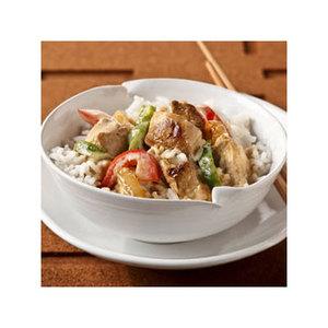 Thai Curry Chicken & Rice