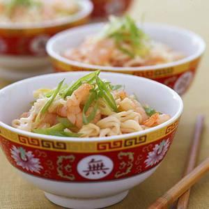 Thai Shrimp Noodle Pouches
