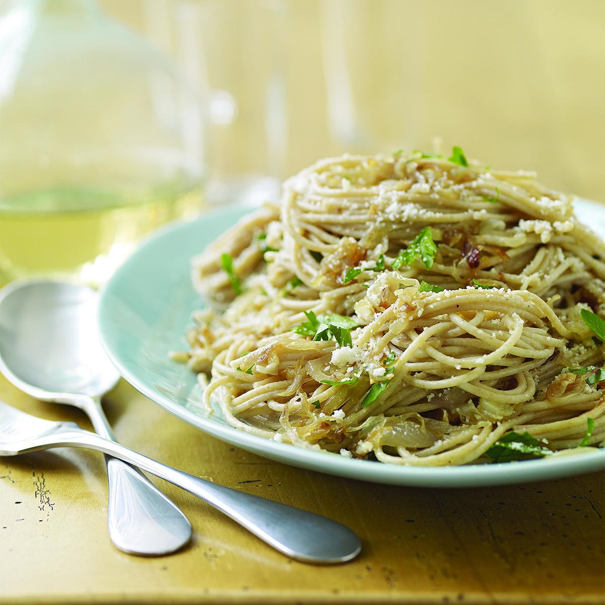 That's Shallotta Flavor Spaghetti
