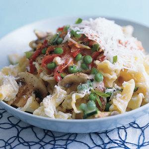 Vegetable Not-Zagna Pasta Toss
