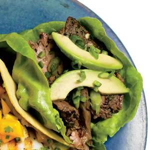 Asian Light Tacos